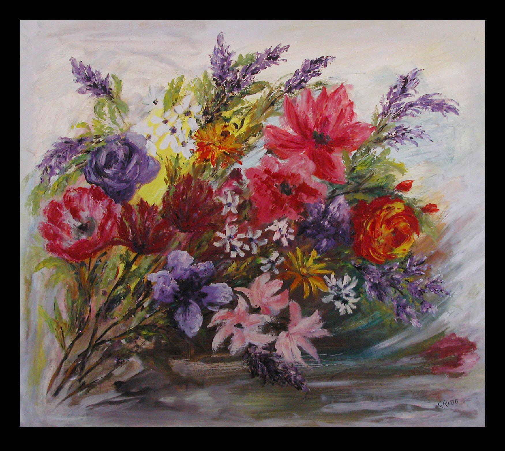quadri fiori